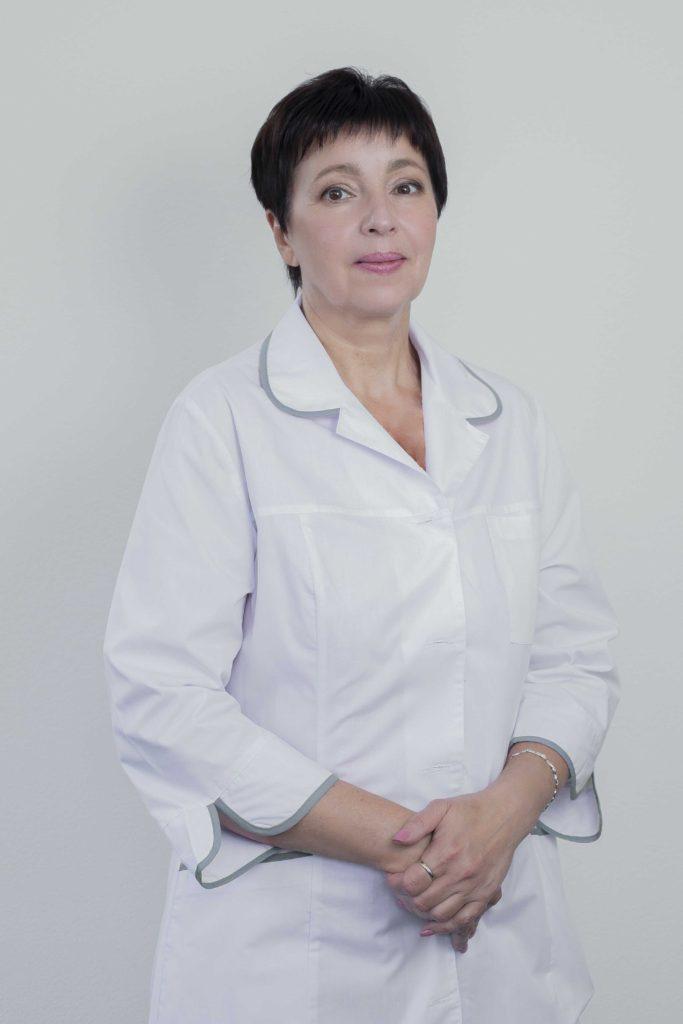 Балыгина Наталья Юрьевна - Врач УЗД, высшая квалификационная категория