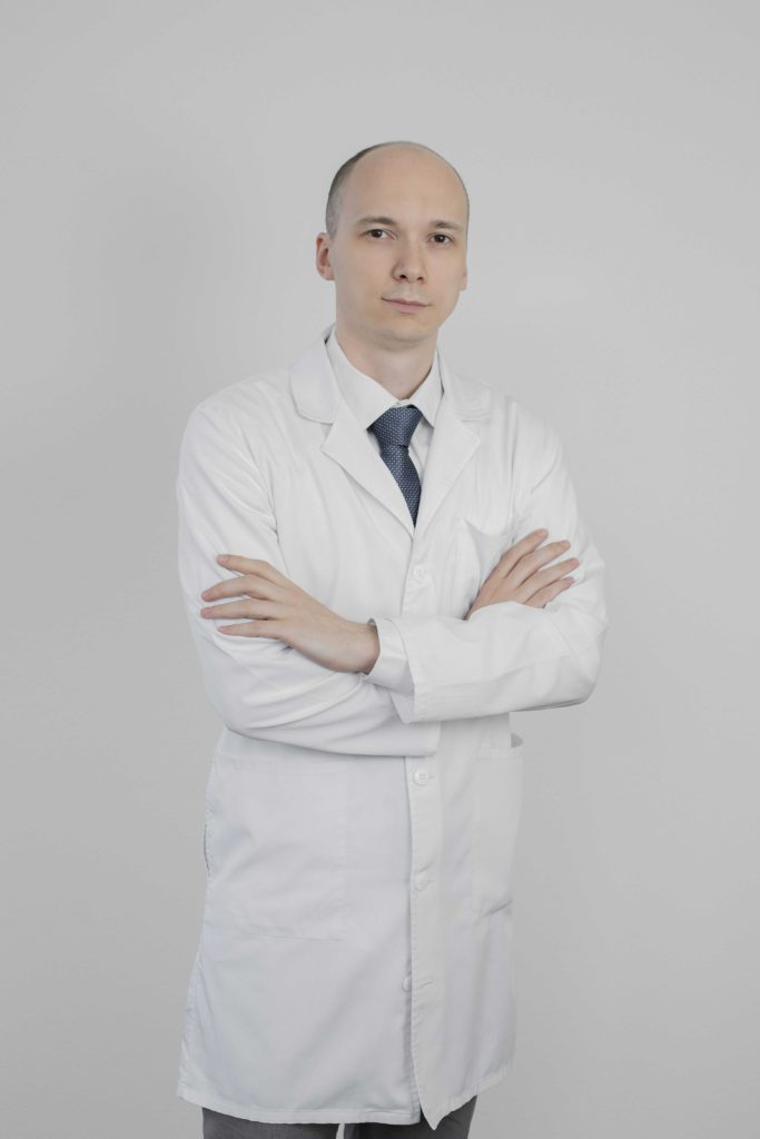 Климов Семён Сергеевич - Врач-рентгенолог