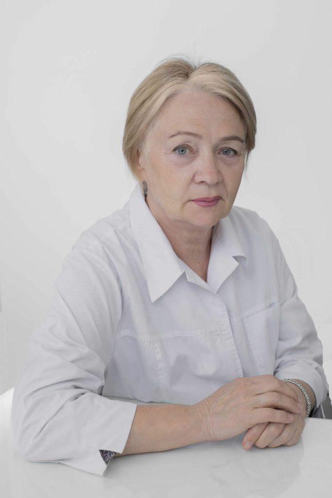 Лобач Анна Сергеевна - Врач ультразвуковой диагностики
