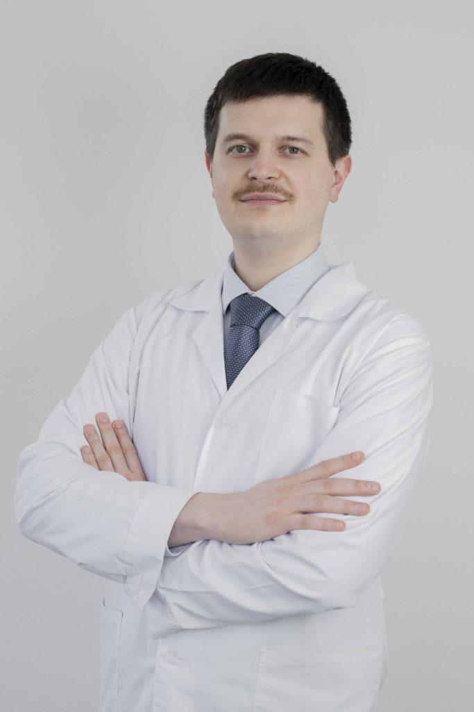 Зеленцов Михаил Евгеньевич - врач-рентгенолог высшей квалификационной категории, кандидат медицинских наук