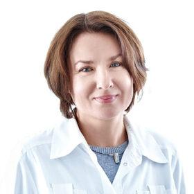 Турлай Елена Анатольевна - Врач пульмонолог, кандидат медицинских наук