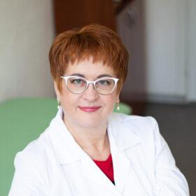 Толкачёва Наталья Юрьевна - Врач-терапевт высшей категории, гастроэнтеролог, врач ультразвуковой диагностики