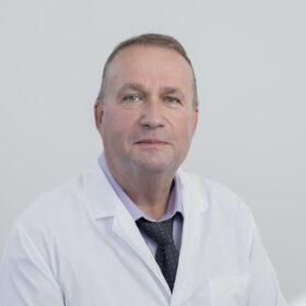 Ненарочнов Сергей Владимирович - Врач УЗД, высшая категория, кандидат медицинских наук